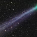 Μαζί με την Ματωμένη Σελήνη έρχεται και ο πράσινος κομήτης