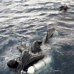 Απανθρακωμένο σώμα εντοπίστηκε στη θάλασσα