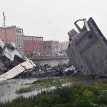 Γένοβα: Η στιγμή της κατάρρευσης της γέφυρας με 39 νεκρούς