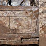 Άσεμνα ψηφιδωτά σε ρωμαϊκά αποχωρητήρια (vid)