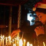 Πώς γιορτάζουν τα Χριστούγεννα στη Βηθλεέμ (vid)