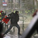 Διαδηλώσεις και στο Βέλγιο από τα Κίτρινα Γιλέκα (vid)