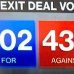 Καταψηφίστηκε η άτολμη συμφωνία της Μέι με την ΕΕ