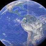 Η μυστηριώδης λευκή γραμμή που χωρίζει στα δύο τη Γη