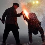 Θανάσιμος τραυματισμός στον σαϊτοπόλεμο της Καλαμάτας