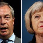 Μεγάλη νίκη του Brexit, παραιτείται η Τερέζα Μέι (vid)