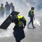 Κίτρινα Γιλέκα – Πράξη 30: Συγκρούσεις και δακρυγόνα