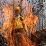 Αμαζόνιος: Δύο νεκροί στη Βολιβία στη μάχη με τις τεράστιες φωτιές (vid)