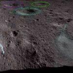 Παράξενη λαμπερή ουσία στη σκοτεινή πλευρά της Σελήνης