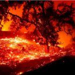 Άγριες φωτιές στην Καλιφόρνια – Εκατοντάδες εκκενώσεις σπιτιών
