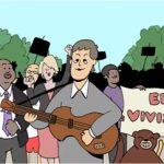 PETA και Πολ ΜακΚάρτνεϊ σε βίντεο κινουμένων σχεδίων