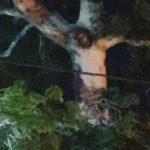 Εικόνα του Εσταυρωμένου Ιησού εμφανίστηκε στην Κολομβία (vid)