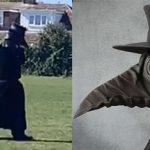 """Ένας """"γιατρός πανούκλας"""" του 17ου αιώνα εμφανίστηκε στο Νόρφολκ της Αγγλίας"""
