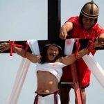 Αναπαράσταση της Σταύρωσης στις Φιλιππίνες