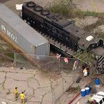 Μηχανικός εκτροχίασε τραίνο για ν' αποδείξει την απάτη με τον κοροναϊό (vid)
