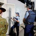 Αυστραλία: Έλεγχοι από πόρτα σε πόρτα από αστυνομία και στρατό (vid)