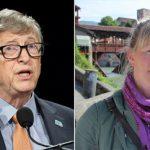 Σάρα Κούνιαλ: Ο Γκέιτς διέπραξε εγκλήματα κατά της ανθρωπότητας (vid)