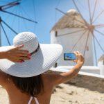 Τρίτη στις προτιμήσεις των ξένων τουριστών η Ελλάδα