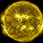 Μια δεκαετία σε μια ώρα: Η δραστηριότητα του Ήλιου σε ελλείποντα χρόνο (vid)