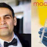 Γιατρός μεταφέρθηκε στα επείγοντα μόλις έκανε το εμβόλιο της Moderna (vid)