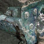 Αρχαίο τελετουργικό άρμα ανακαλύφθηκε κοντά στην Πομπηία (vid)