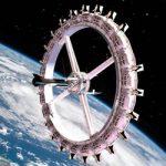 Διαστημικό ξενοδοχείο και κινηματογράφος για τα Σαββατοκύριακα (vid)