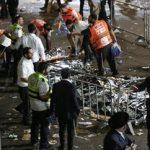 Ισραήλ: Δεκάδες νεκροί και πάνω από 100 τραυματίες σε θρησκευτική εορτή (vid)