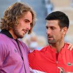 Τζόκοβιτς σε Τσιτσιπά: «Ξέρω πως νιώθεις, αλλά θα πάρεις πολλά Grand Slam»