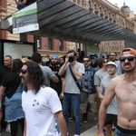 Οι Αυστραλοί εξεγείρονται σε Σίδνεϊ και Μελβούρνη κατά της χούντας του κορονοϊού (pics+vid)