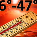Ολόκληρη η χώρα καζάνι της Κόλασης που βράζει στους +45 βαθμούς Κελσίου