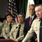 Ο σερίφης του Λος Άντζελες αρνείται να εφαρμόσει την εντολή εμβολιασμού (vid)