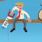 Ο Πούτιν για το δολάριο: «Οι ΗΠΑ πριονίζουν το κλαδί πάνω στο οποίο κάθονται»